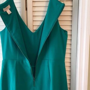 LOFT Dresses - Teal loft dress size 10
